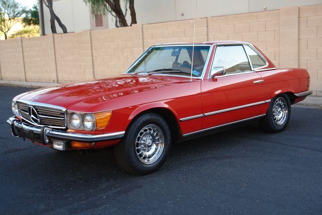 1973 Mercedes 450SL Phoenix, AZ 14