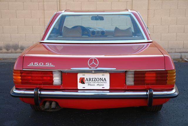 1973 Mercedes 450SL Phoenix, AZ 20