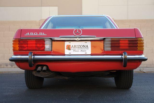 1973 Mercedes 450SL Phoenix, AZ 21
