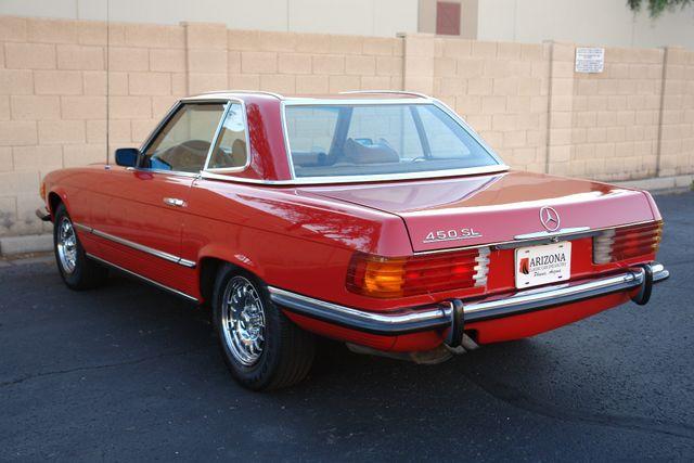 1973 Mercedes 450SL Phoenix, AZ 22