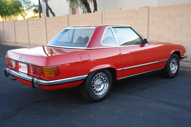 1973 Mercedes 450SL Phoenix, AZ 23