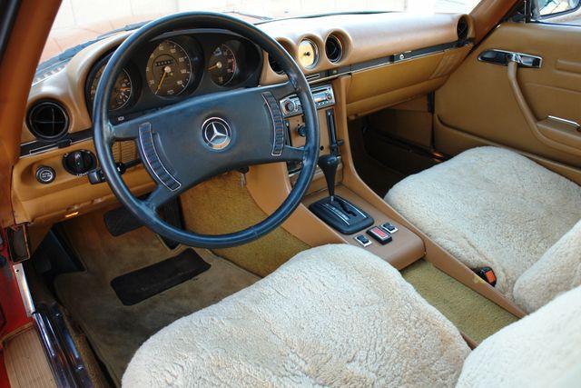 1973 Mercedes 450SL Phoenix, AZ 26