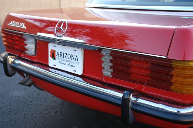 1973 Mercedes 450SL Phoenix, AZ 3