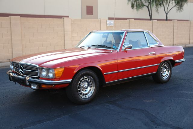 1973 Mercedes 450SL Phoenix, AZ 6