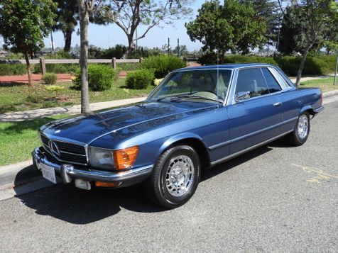 1973 Mercedes 450SLC Super Clean,Low Miles, Euro Bumpers, Lights in , California