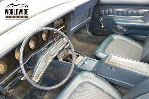 1973 Mercury COUGAR  CONVERTIBLE 351 CLEVELAND V8 AUTO 73K MILES | Denver, CO | Worldwide Vintage Autos in Denver, CO
