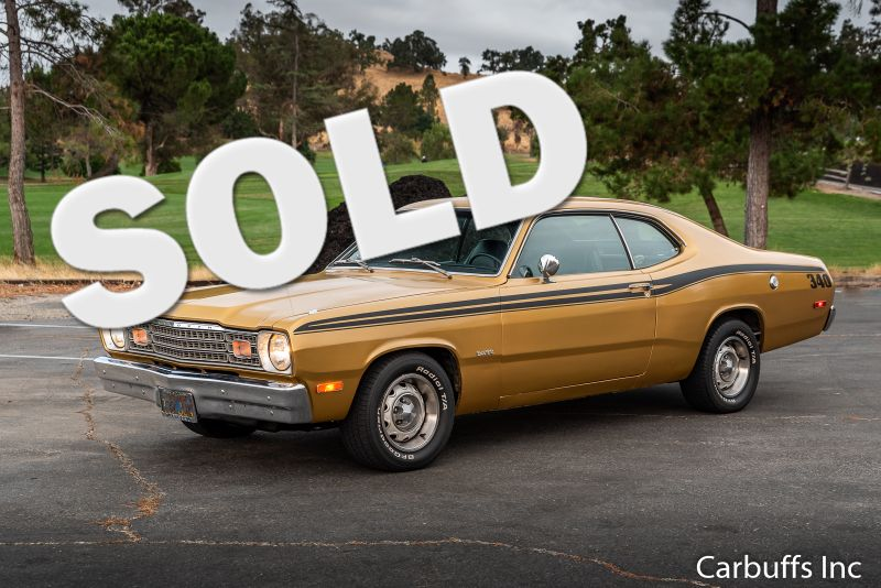 1973 Plymouth Duster  | Concord, CA | Carbuffs