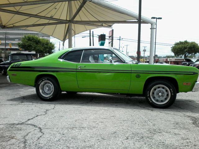 1973 Plymouth Duster 340 Tribute San Antonio, Texas 4