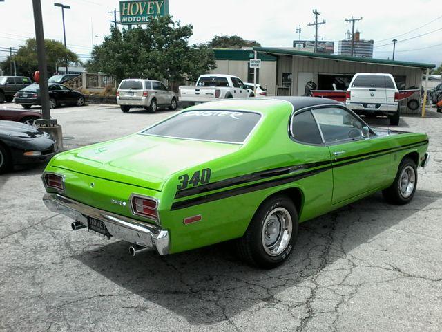 1973 Plymouth Duster 340 Tribute San Antonio, Texas 5
