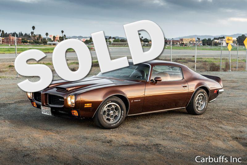 1973 Pontiac Formula 400  | Concord, CA | Carbuffs