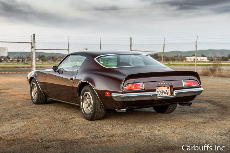 1973 Pontiac Formula 400  | Concord, CA | Carbuffs in Concord, CA