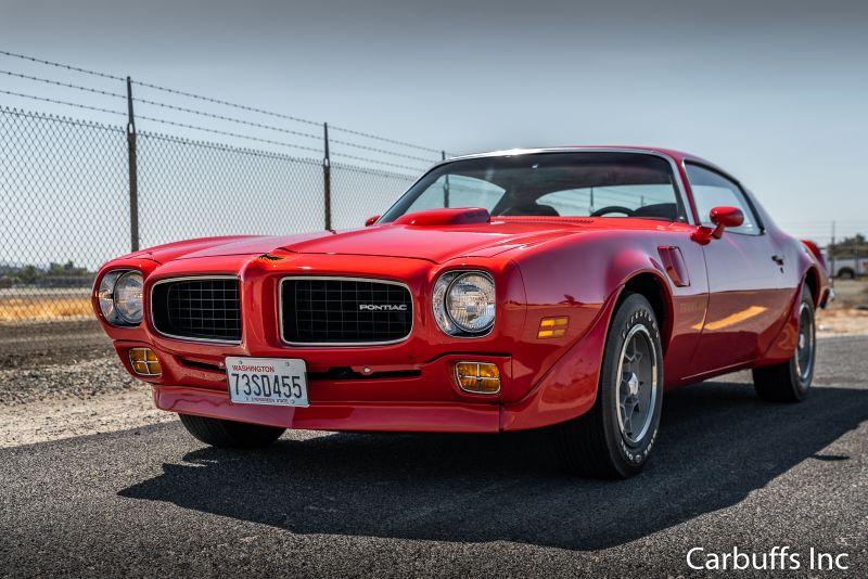 1973 Pontiac Trans Am Super Duty | Concord, CA | Carbuffs in Concord, CA