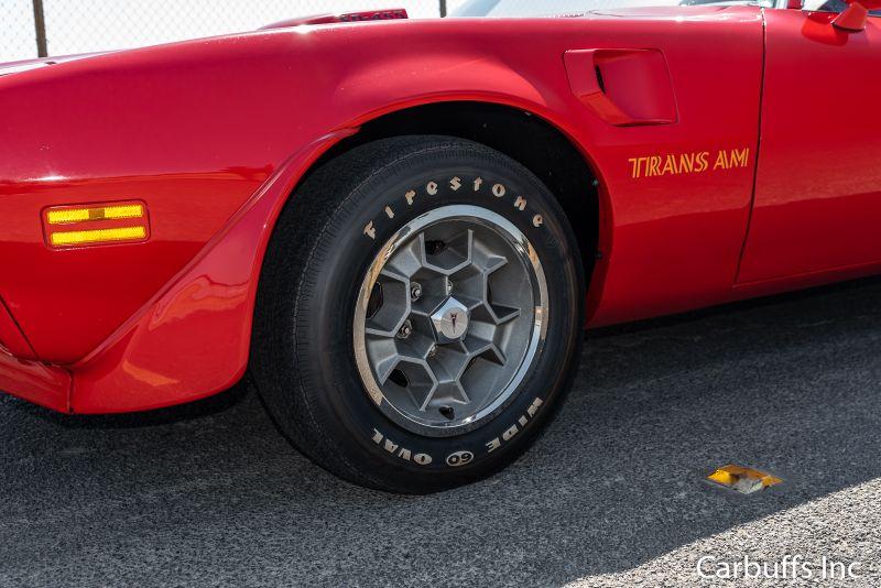 1973 Pontiac Trans Am Super Duty   Concord, CA   Carbuffs in Concord, CA