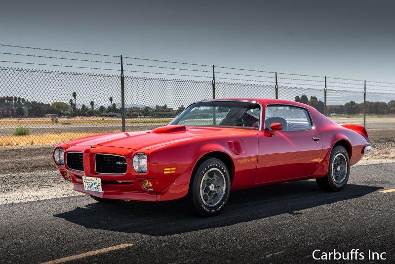 1973 Pontiac Trans Am Super Duty   Concord, CA   Carbuffs