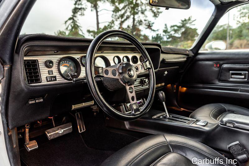 1973 Pontiac Firebird Trans Am    Concord, CA   Carbuffs in Concord, CA