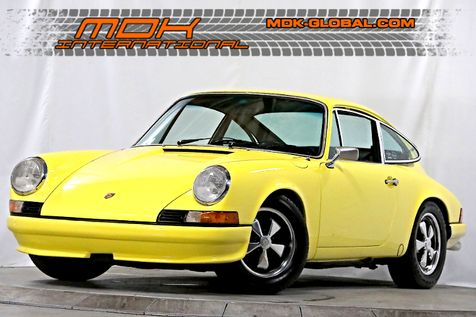 1973 Porsche 911  911T - 1973.5 - CIS - S TRIM - A/C in Los Angeles