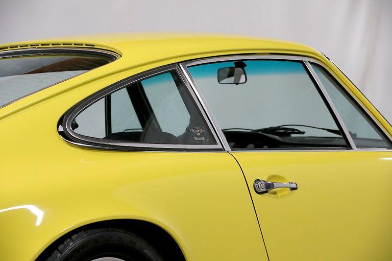 1973 Porsche 911  911T - 19735 - CIS - S TRIM - AC  city California  MDK International  in Los Angeles, California