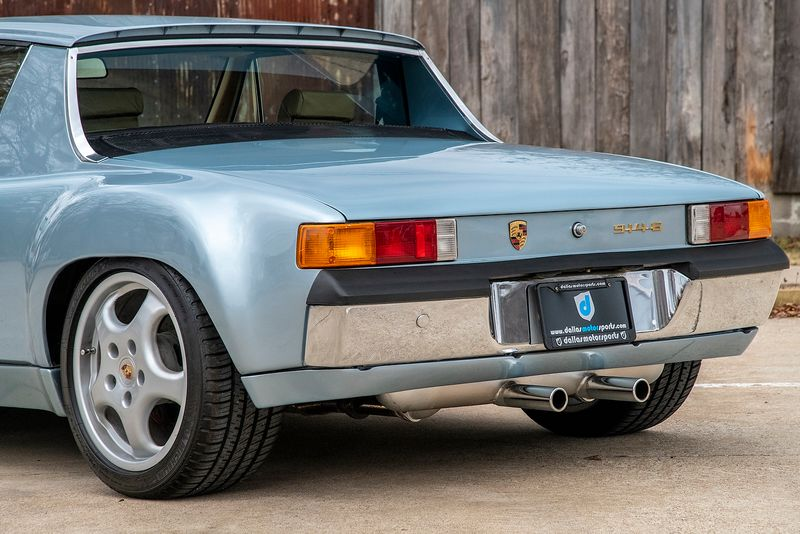1973 Porsche 914-6   city TX  Dallas Motorsports  in Wylie, TX