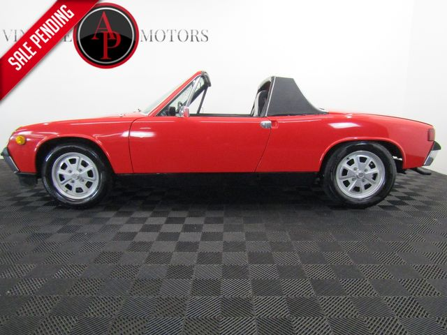 1973 Porsche 914 RESTORED 5 SPEED