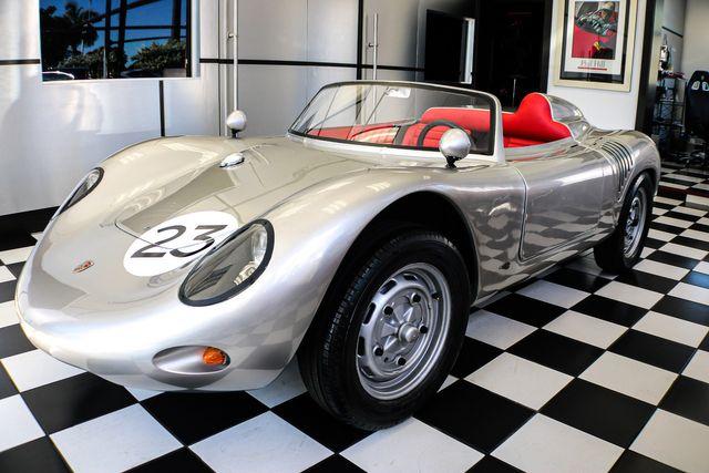 1960 Porsche RS60 SPYDER