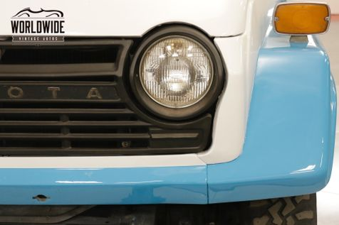 1973 Toyota FJ55  RESTORED TO STOCK! 4X4. GREAT COLOR COMBO.    Denver, CO   Worldwide Vintage Autos in Denver, CO