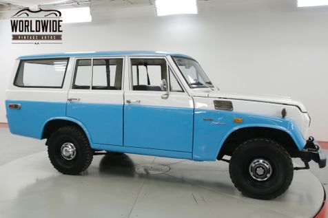 1973 Toyota FJ55  RESTORED TO STOCK! 4X4. GREAT COLOR COMBO.  | Denver, CO | Worldwide Vintage Autos in Denver, CO