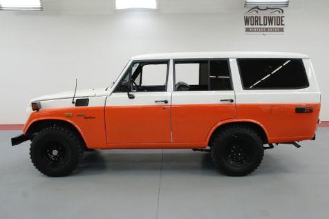 1973 Toyota LAND CRUISER FJ55 RESTORED AC RARE VINTAGE 4X4 PS PB FJ40   Denver, CO   Worldwide Vintage Autos in Denver, CO