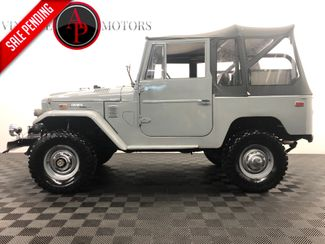 1973 Toyota LAND CRUISER FJ40 RESTORED LIFTED WINCH in Statesville, NC 28677