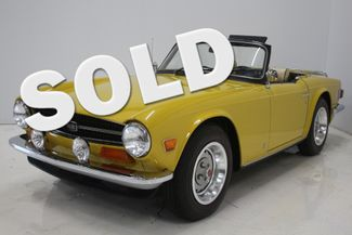 1973 Triumph TR6 Houston, Texas