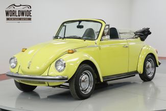 1973 Volkswagen BEETLE in Denver CO