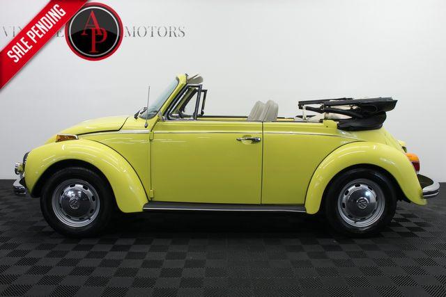 1973 Volkswagen Beetle NEW CONVERTIBLE TOP FRESH REBUILT ENGINE in Statesville, NC 28677