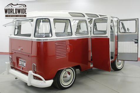 1973 Volkswagen BUS 23 WINDOW VW MICROBUS NUT AND BOLT RESTORED   Denver, CO   Worldwide Vintage Autos in Denver, CO