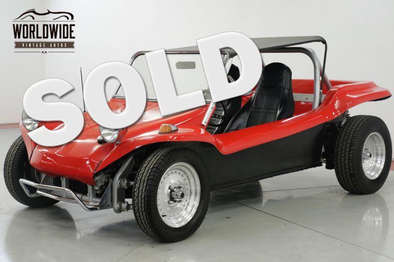 1973 Volkswagen DUNE BUGGY MEYERS MANX STYLE CHROME LONGWHEEL MUST SEE  | Denver, CO | Worldwide Vintage Autos