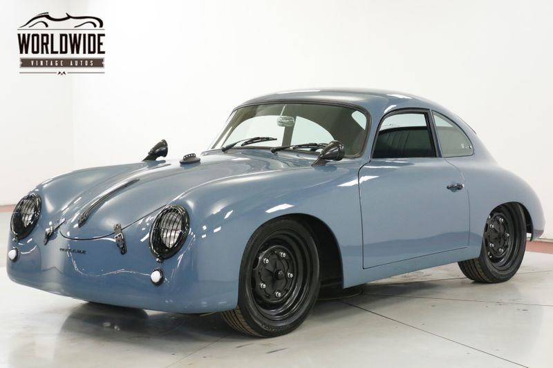 1973 Porsche 356 CARRERA REPLICA OUTLAW TURBO FUEL INJECTED 5SPD AC | Denver, CO | Worldwide Vintage Autos