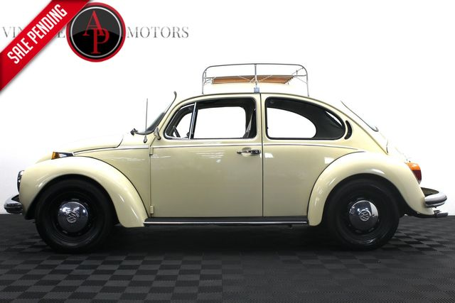 1973 Volkswagen BEETLE RESTORED ROOF RACK UPGRADES