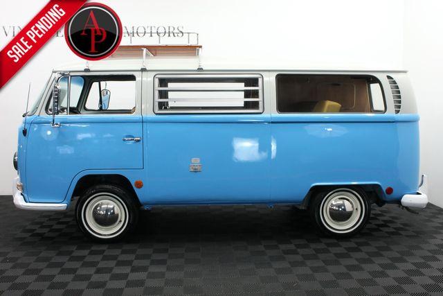 1968 Volkswagen BUS WESTFALIA CAMPER