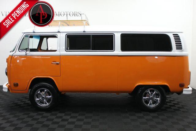 1973 Volkswagen VAN BAY WINDOW TRANSPORTER