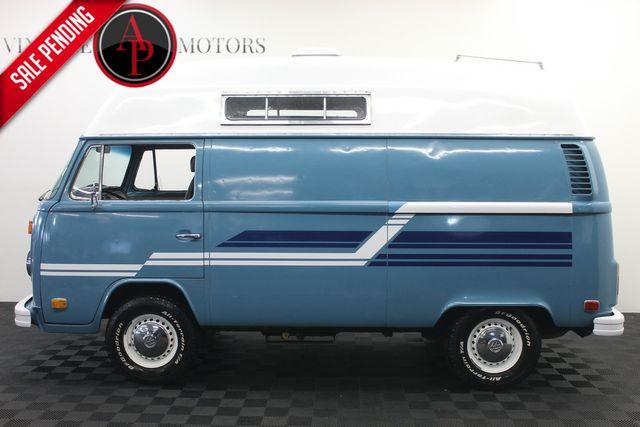 1973 Volkswagen BAY WINDOW BUS CAMPER