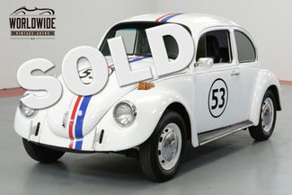 1973 Volkswagen BEETLE HERBIE THE LOVE BUG MOVIE CAR. COLLECTOR | Denver, CO | Worldwide Vintage Autos in Denver CO