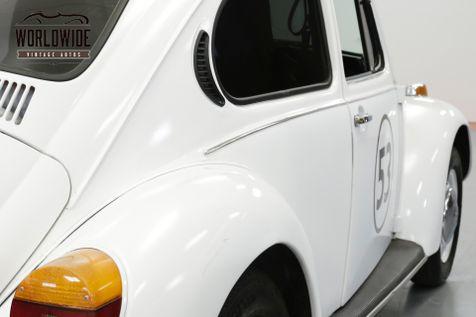 1973 Volkswagen BEETLE HERBIE THE LOVE BUG. MOVIE CAR. COLLECTOR. | Denver, CO | Worldwide Vintage Autos in Denver, CO