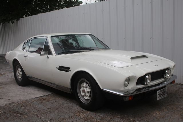 1974 Aston Martin Houston, Texas 0