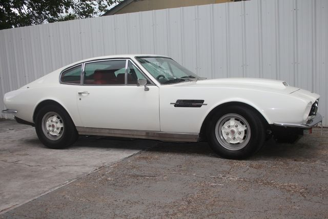 1974 Aston Martin Houston, Texas 1