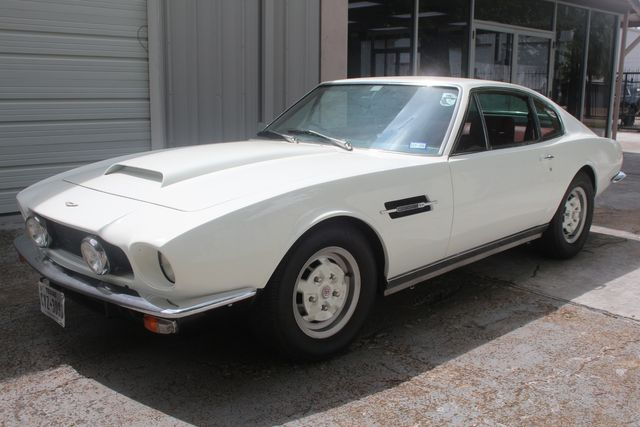 1974 Aston Martin Houston, Texas 12