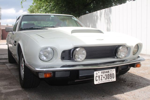 1974 Aston Martin Houston, Texas 14