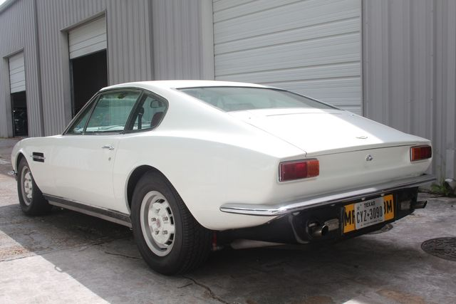 1974 Aston Martin Series 3 V8 Houston, Texas 11