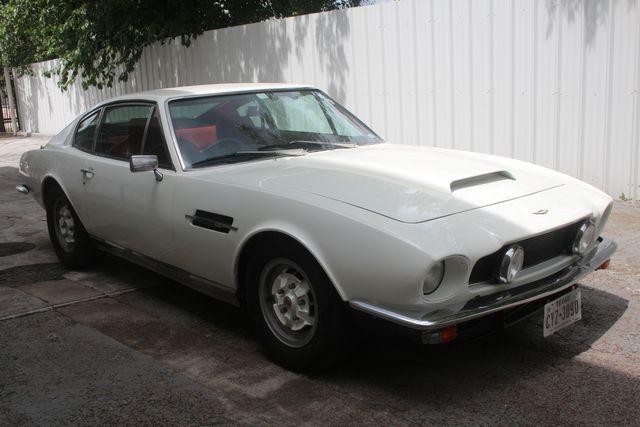 1974 Aston Martin Series 3 V8 Houston, Texas 15