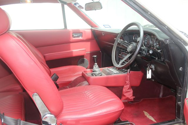 1974 Aston Martin Series 3 V8 Houston, Texas 17