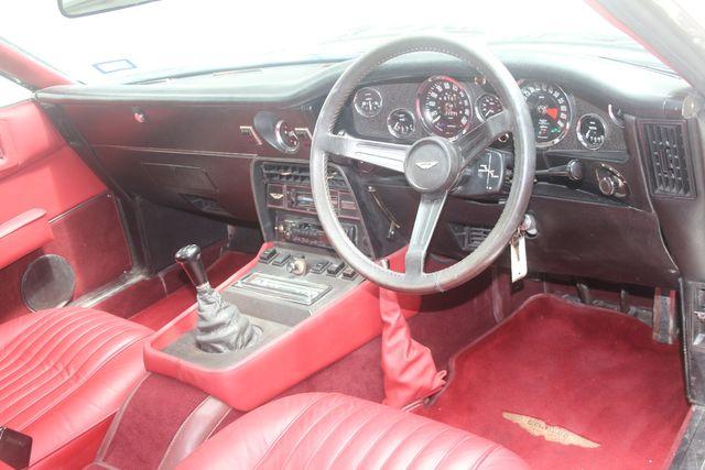 1974 Aston Martin Series 3 V8 Houston, Texas 18