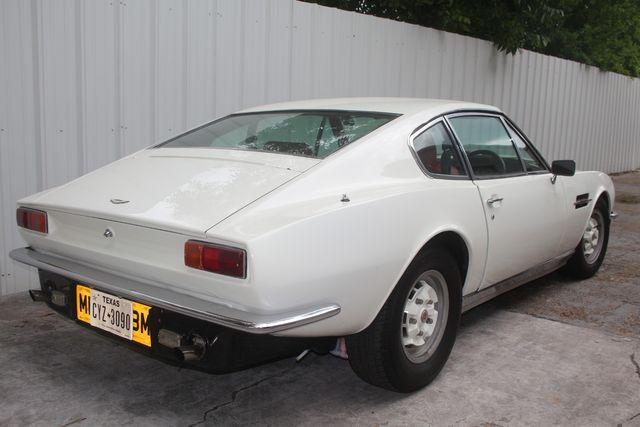 1974 Aston Martin Series 3 V8 Houston, Texas 3