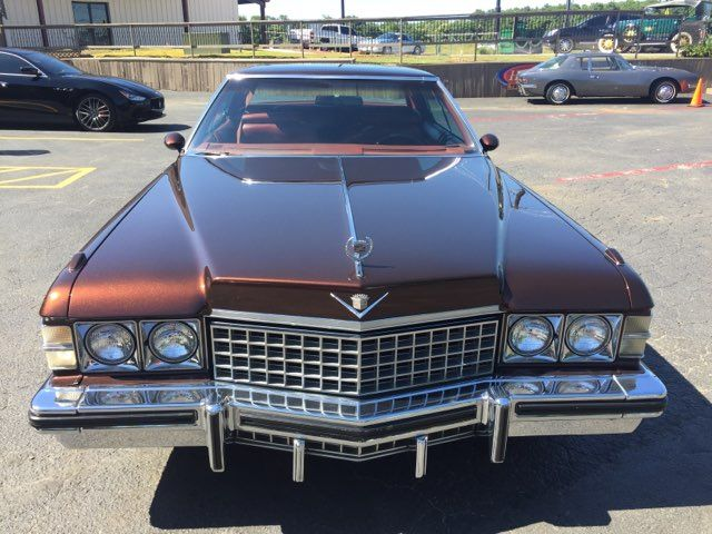 1974 Cadillac Sedan Deville Restomod in Boerne, Texas 78006